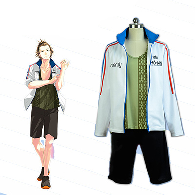 Prince Of Stride Heath Hasekura Cosplay Kostuum Perfect aangepast