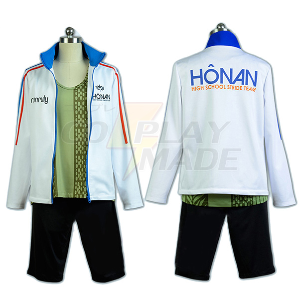 Costumi Prince Of Stride Heath Hasekura Cosplay Carnevale