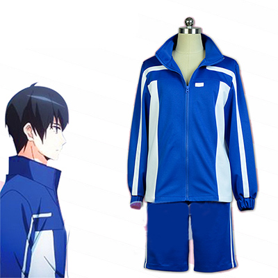 Disfraces Prince Of Stride Ichijyokan Sports Uniforme Sportswear Chaqueta Cosplay