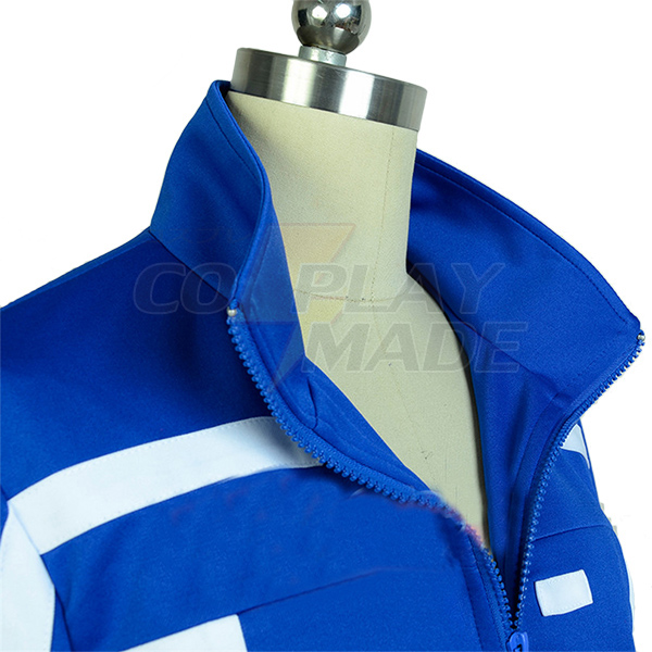 Prince Of Stride Ichijyokan Sports Uniform Sportswear Jacket Cosplay Kostuum