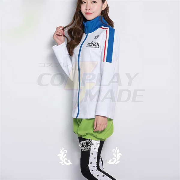 Prince Of Stride Kohinata Hozumi Sport Swear Suit Cosplay Costume