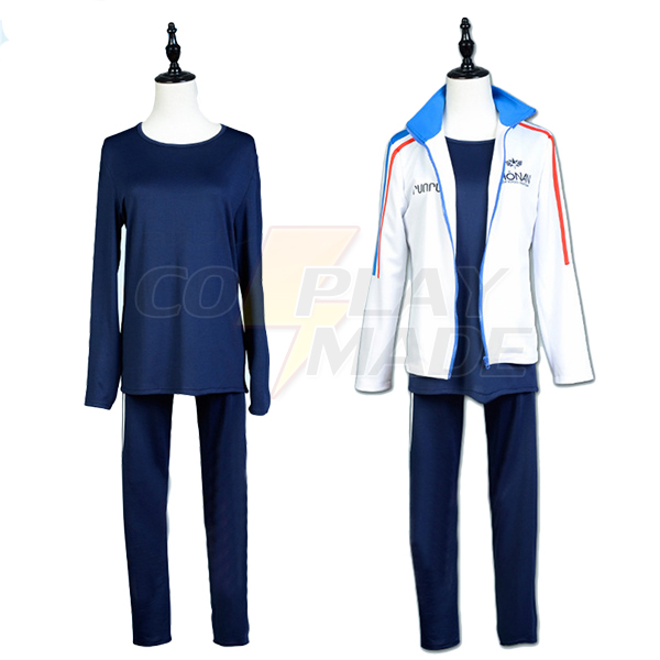 Disfraces Prince Of Stride Kyosuke Kuga Sportswear Cosplay Carnaval