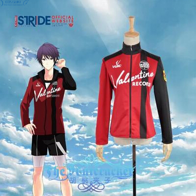 Prince Of Stride Reiji Suwa Sport Coat Jacket Cosplay Costume Perfect Custom