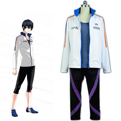 Prince Of Stride Takeru Fujiwara Cosplay Kostume Udklædning