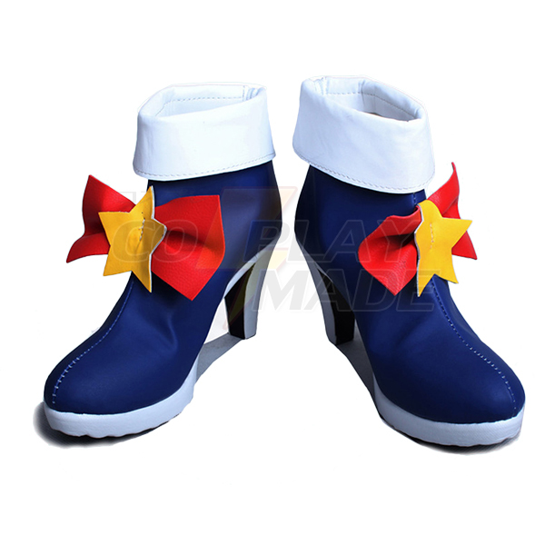 Pripara Dorothy West Cosplay Shoes Boots Professional Handmade