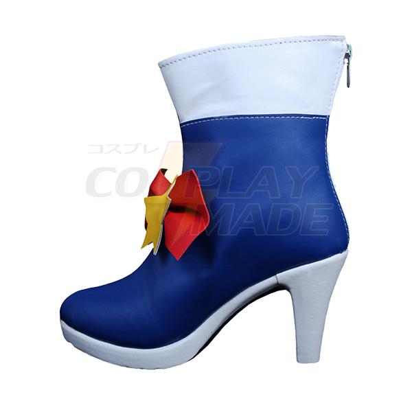 Pripara Dorothy West Cosplay Schoenen Laarzen Professioneel Handgemaakt