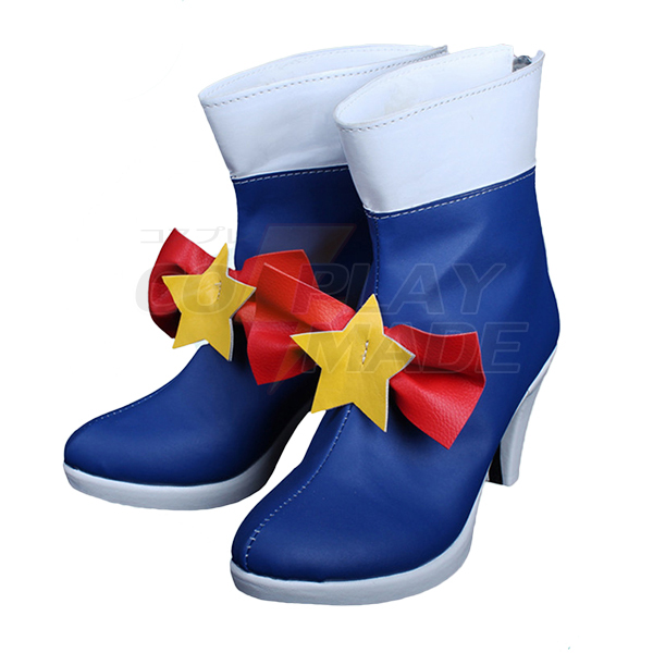 Pripara Dorothy West Cosplay Scarpe Stivali Carnevale