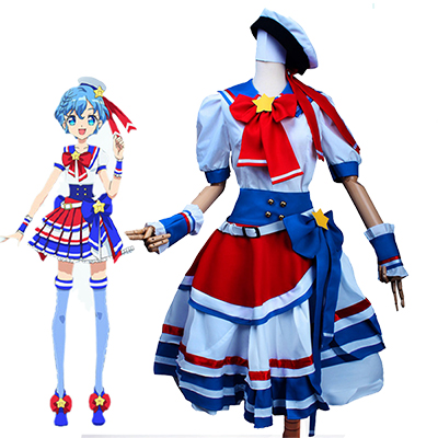 Pripara Dorothy West Jurk Cosplay Kostuum Halloween Perfect aangepast