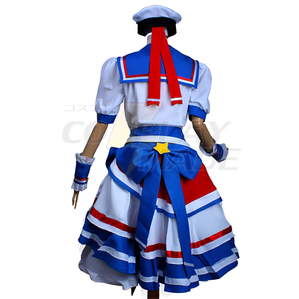 Pripara Dorothy West Dress Cosplay Costume Halloween Perfect Custom