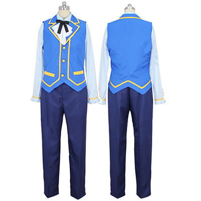Pripara Man Maid Cosplay Costume Halloween Perfect Custom