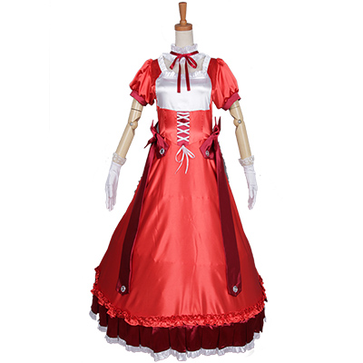 Costume Problem Children are Coming From Another World Asuka Kudo Cosplay Déguisement