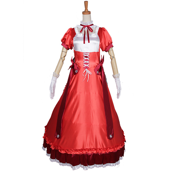 Problem Children are Coming From Another World Asuka Kudo Cosplay Costume