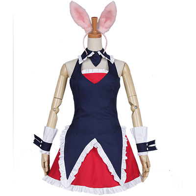 Costume Problem Children are Coming From Another World Kuro Usagi Cosplay Déguisement