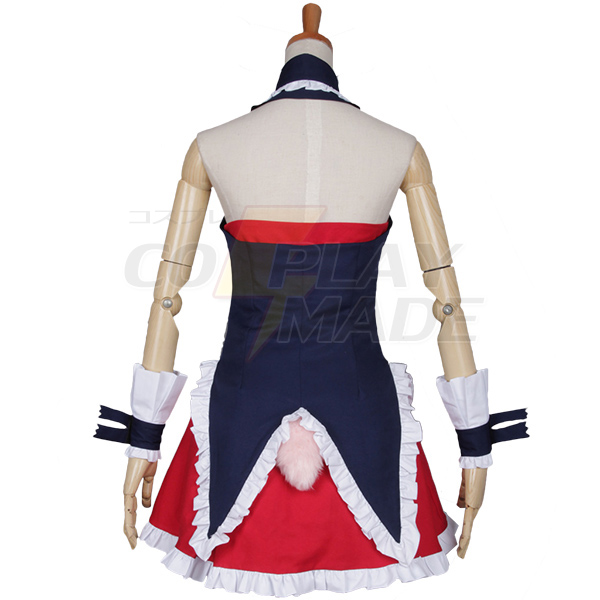 Problem Children are Coming From Another World Kuro Usagi Cosplay Costume