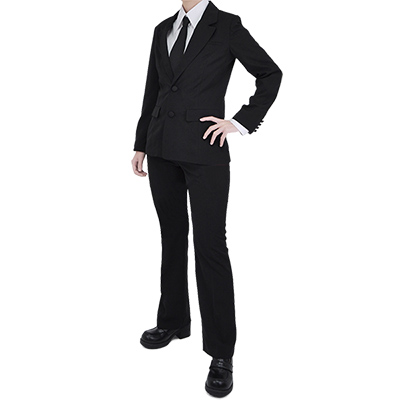 Psycho-Pass Kougami Shinya ∕ Ginoza Nobuchika Suits Kostym Cosplay Uniform