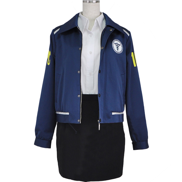 Psycho-Pass Tsunemori Akane Suits Costume Cosplay Outfits