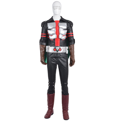 Masked Rider The Next Kamen Rider V3 Shiro Kazami Cosplay Costumi Set intero Carnevale
