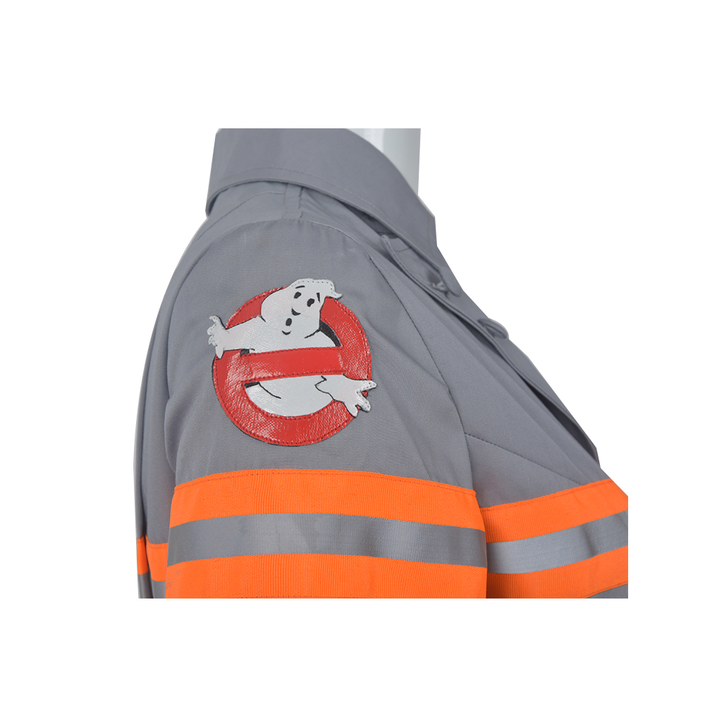 Ghostbusters Leg Hose Cosplay Costume Flight Jumpsuit Unisex