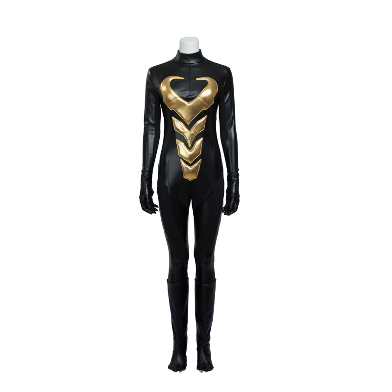 Ant-Man 2 and the Wasp Wasp Cosplay Costume Carnaval