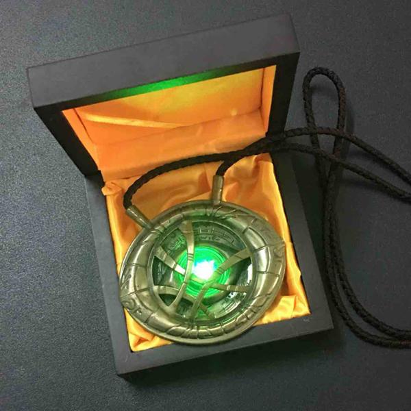 Doctor Strange Stephen Strange Cosplay Necklace