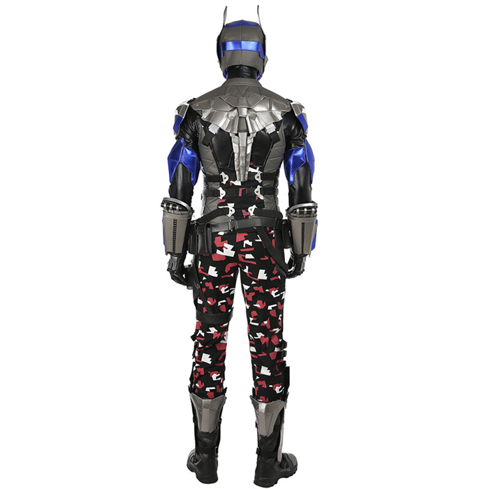 Batman: Arkham Knight Arkham Cosplay Costume With Boots