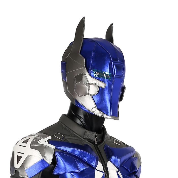 Batman: Arkham Knight Arkham Cosplay asut Kanssa Kengät Naamiaisasut