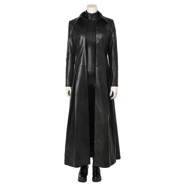 Underworld: Blood Wars Vampire Warrior Selene Cosplay Costume Leather