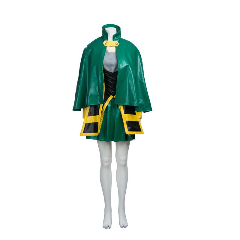 Marvel\'s The Avengers Venus Thor Loki Laufeyson Serrure Ikol Cosplay Costume Female