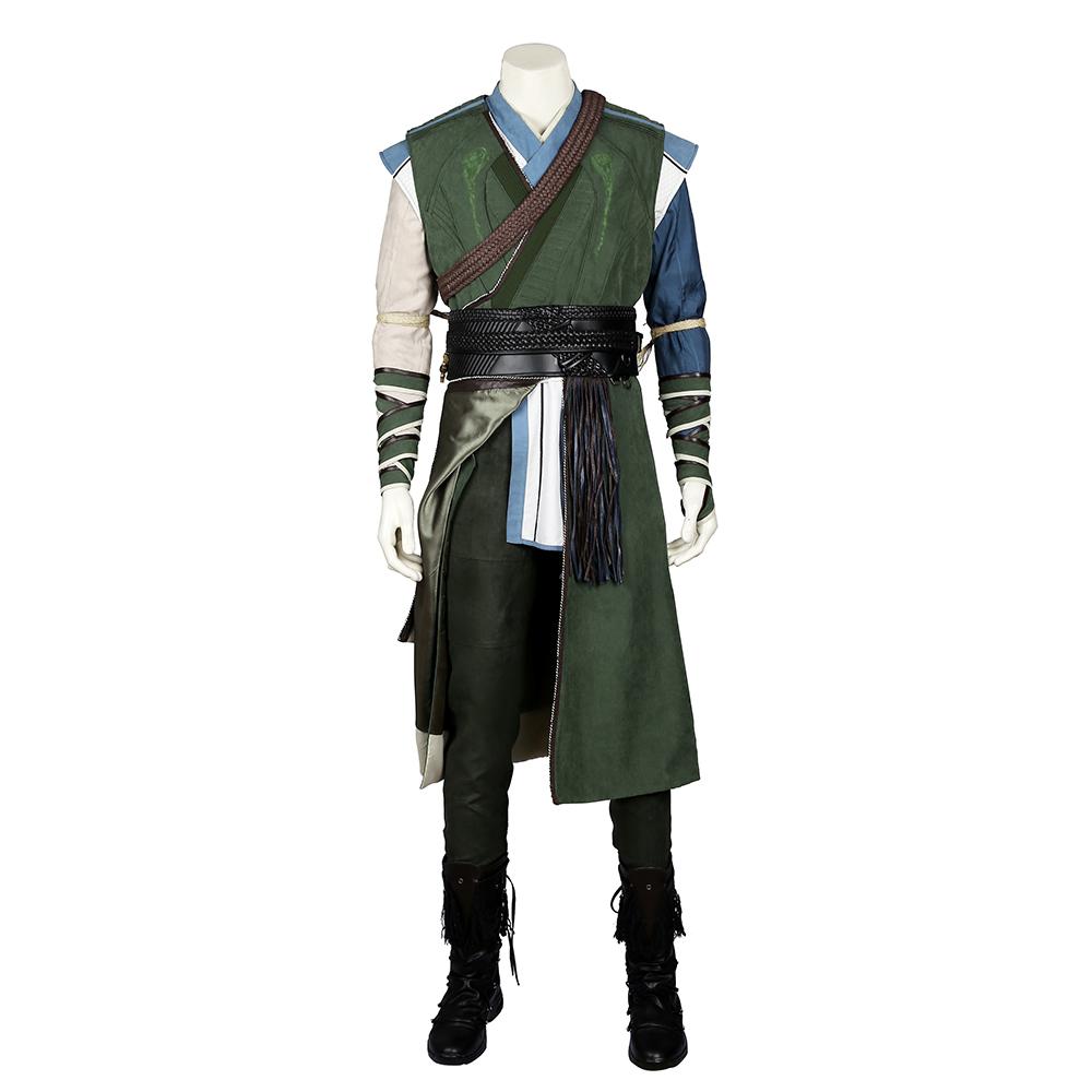Doctor Strange Karl Mordo Cosplay Costume