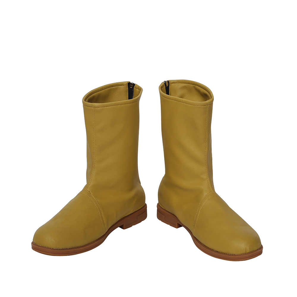 Jovens Justiceiros Wally West Kid Flash Cosplay Botas Carnaval