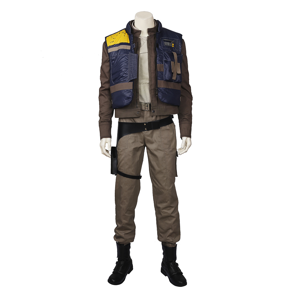 Rogue One: A Star Wars Story Cassian Andor Costume Carnaval