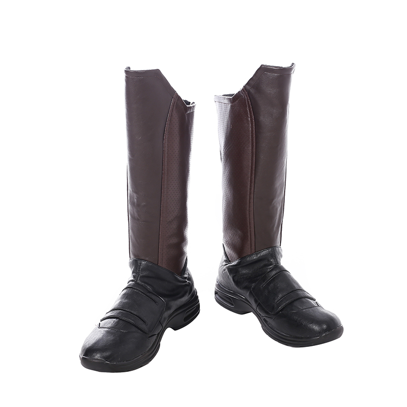 Guardianes de la Galaxia Vol. 2 Star-Lord Cosplay Botas Carnaval