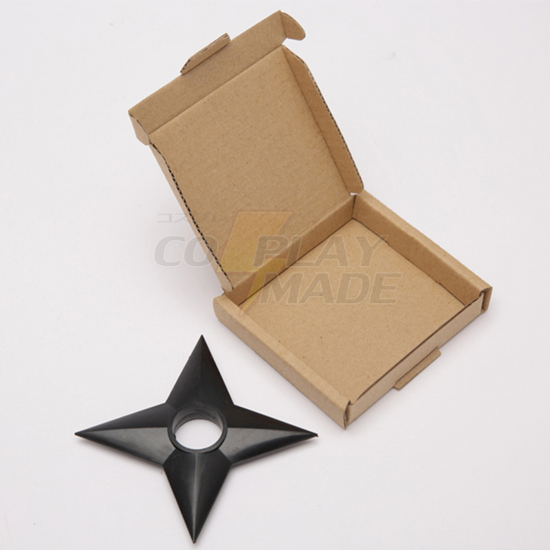 Naruto Naruto Uzumaki Weapon Shuriken Collection Cosplay Tilbehør