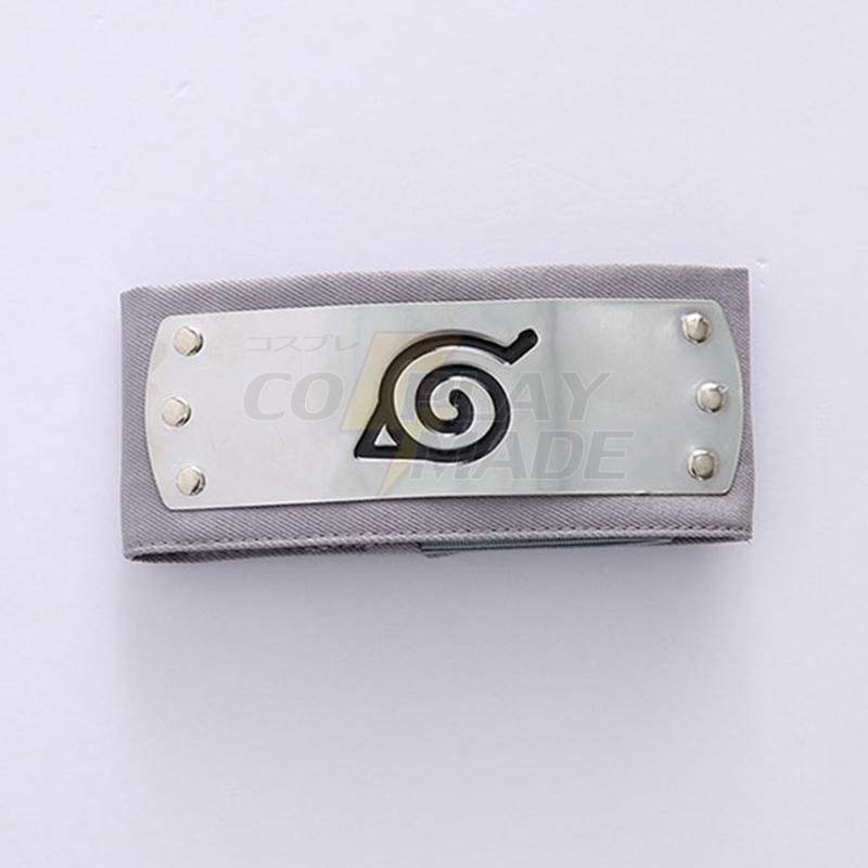 Anime Naruto Mitsuki Cosplay Zubehör Silver Stirnband Österreich