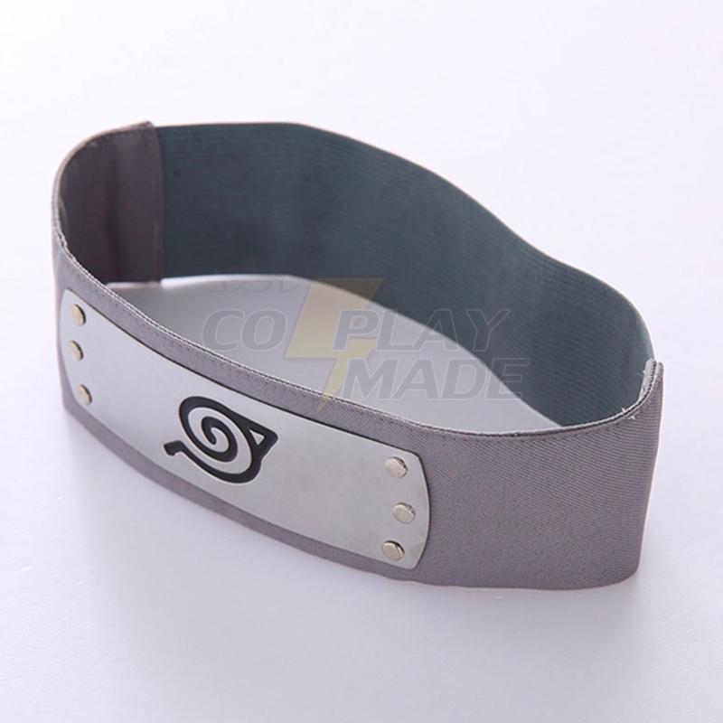 Anime Naruto Mitsuki Cosplay Accessory Silver Headband Australia Online Store