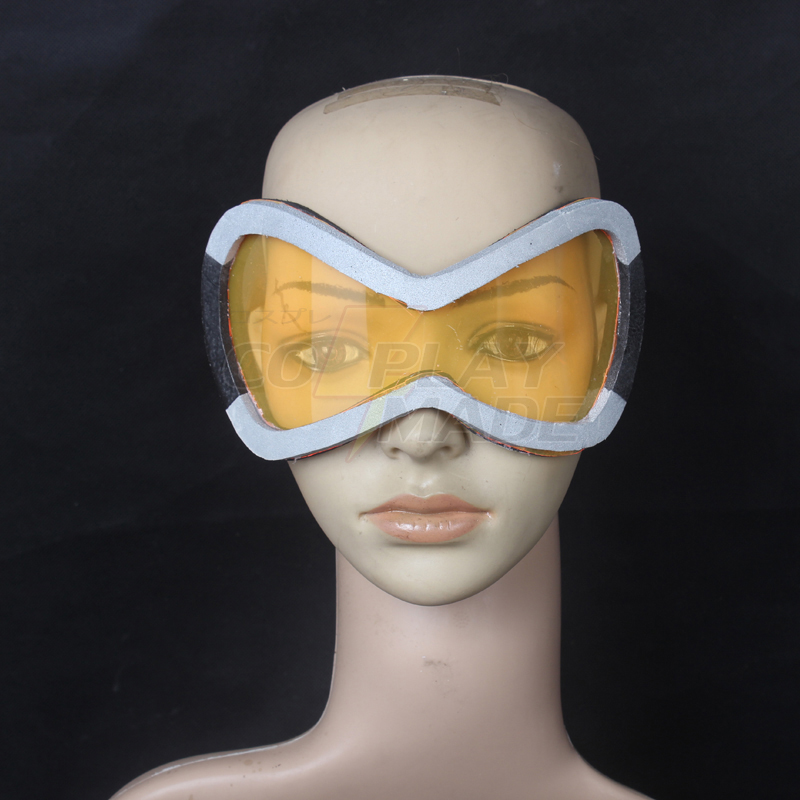 Overwatch Tracer Goggles Prop Ow Halloween Hyller Pvc