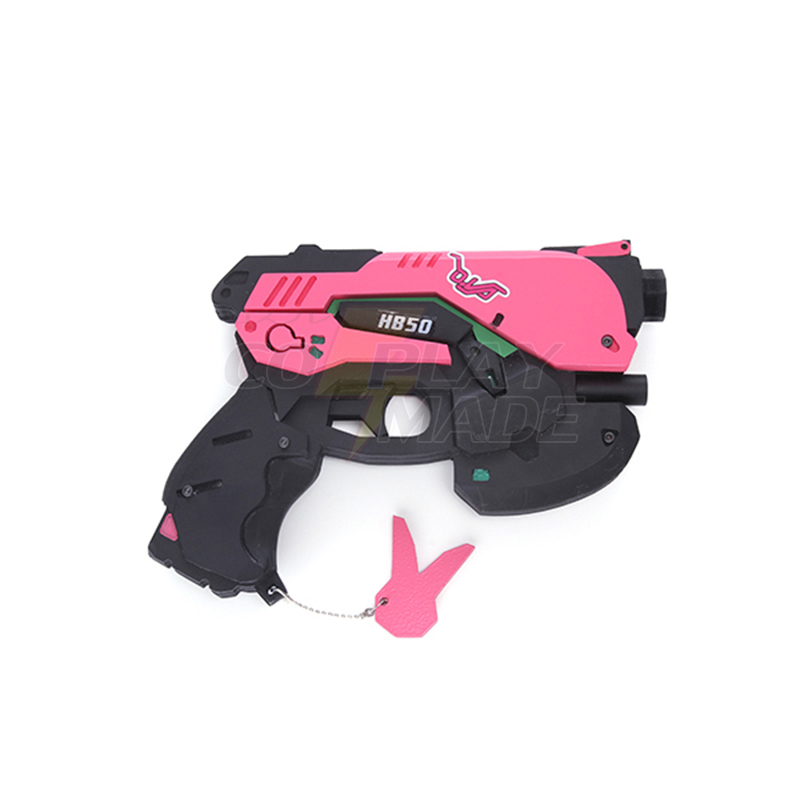 Overwatch D.va DVA Cosplay Gun handgun Rekvizity Doplnky Slovensko