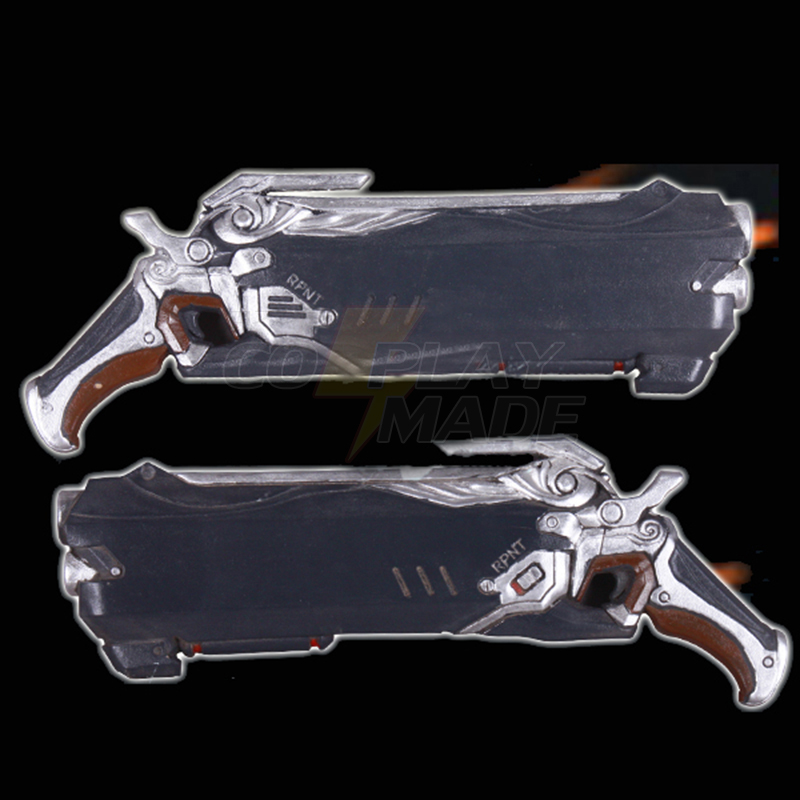 Overwatch Reaper Hellfire Shotguns Cosplay Props Weapon Österreich (1pcs)