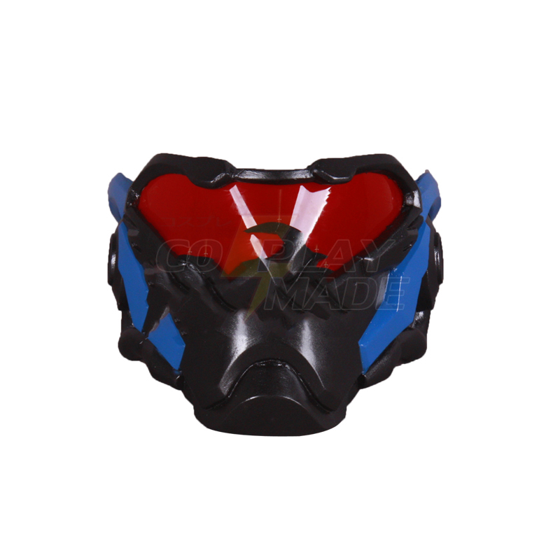 Overwatch Ow 76 Soldier Cosplay Prop Mask For Halloween Prop(Do not emit light) Australia Online Store