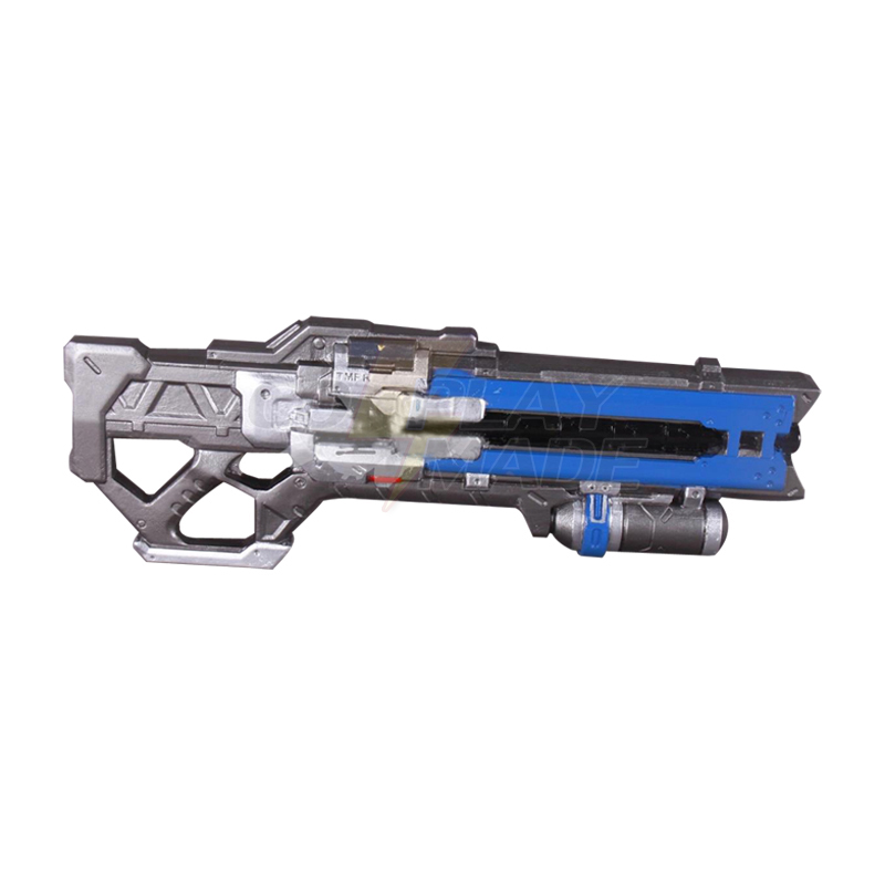 Overwatch 76 Soldier Cosplay Weapon Pistol For Halloween Escorar Portugal