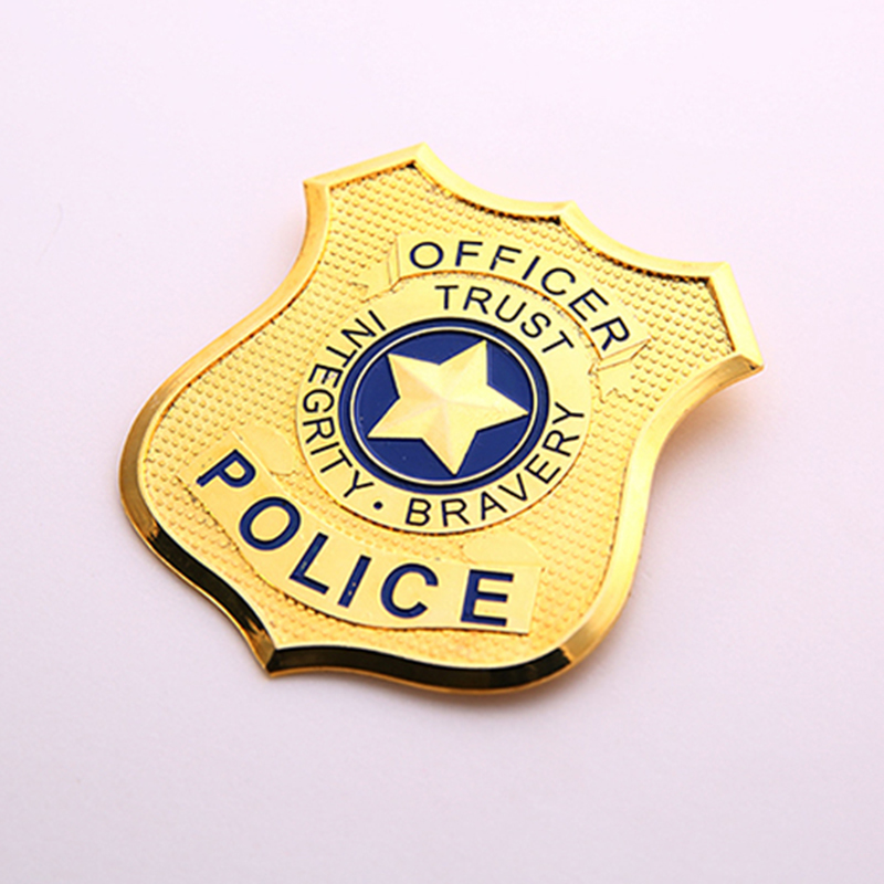 Zootopia Judy Hopps Rabbit Constable Police Badge Brooch Metal Cosplay Australia Online Store
