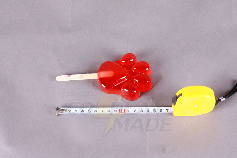 Zootopia Nick Wilde Fox Paw Popsicle Cosplay Accessories Resin België