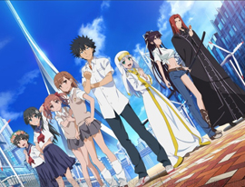 A Certain Magical Index Kostuums