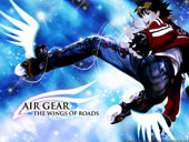 Air Gear Kostuums