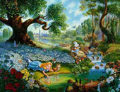 Fantasias Alice in Wonderland