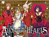 Costumi Alice in the Country of Hearts
