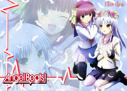 Angel Beats Kostuums