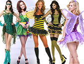 Angel & Bees Costumes