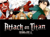 Attack on Titan Fantasias