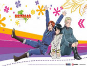 Fantasias Axis Powers Hetalia